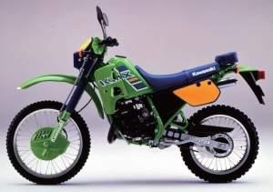 Kawasaki KMX 125 88